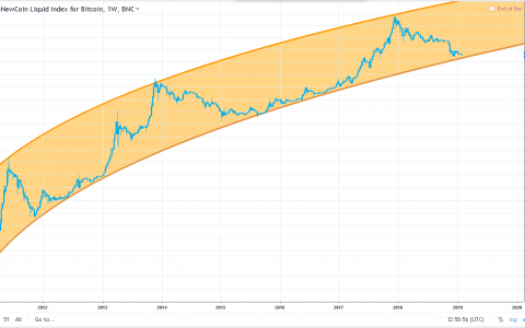 Bitcoin - Long Term Trend